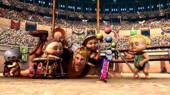 Big Babol Gladiators
