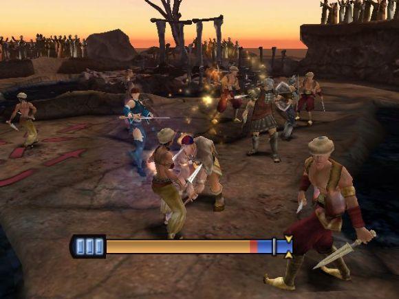Gladius Game