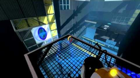 Portal 2 co-op ch4 map2 Lets Play (HD)