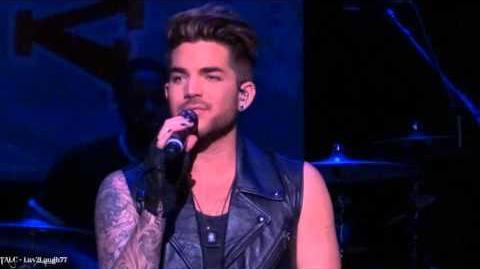 TALC HD - Adam Lambert - Whataya Want From Me - F.M