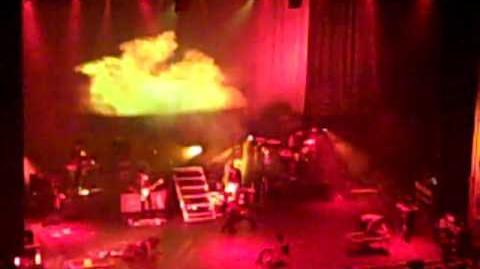 Adam Lambert- Midland Theatre- Tribal Segment