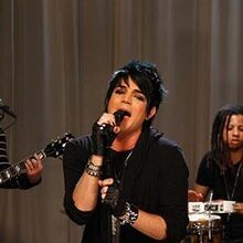 Adam Lambert - Can't Let You Go