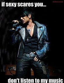 Adam Lambert Music