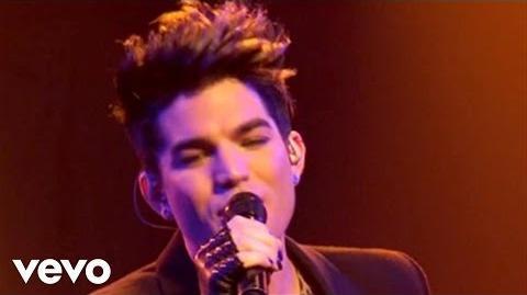 Adam Lambert - Naked Love (AOL Sessions)