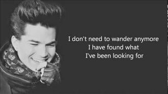 Adam Lambert - Map -NEW BONUS TRACK- - LYRICS