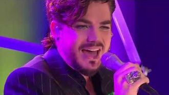 Adam Lambert - New Eyes (Live From YouTube Space New York)