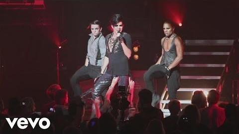 Adam Lambert - Fever (VEVO Presents)