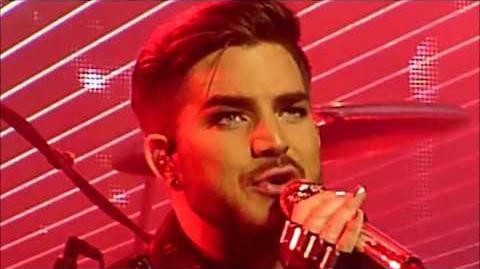 Queen Adam Lambert Radio Ga Ga Bohemian Rhapsody, Up Close! 27 02 2018