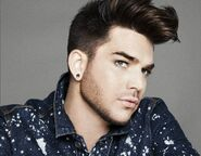 Adam Lambert Welcome the Youth Summer Camp