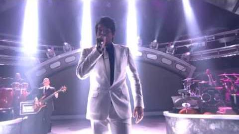 Adam Lambert Feeling Good Performance HQ