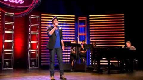 Adam Lambert - Believe (American Idol S8E10)
