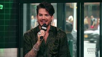 "Adam Lambert Talks About HIs EP, ""VELVET Side A"""