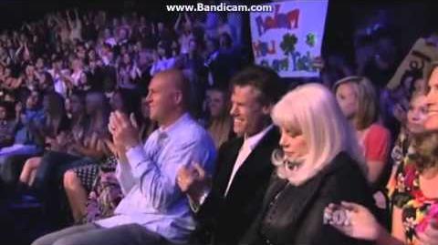 Adam Lambert - Ring of Fire (American Idol 2009)