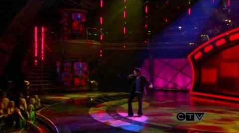 Adam Lambert- American Idol Top 9 Play that funky music (HD)