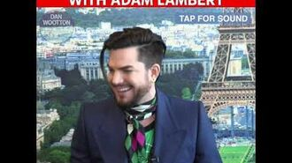 Adam Lambert and Helium
