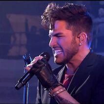 Adam Lambert singer