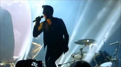 Queen & Adam Lambert - Dragon Attack