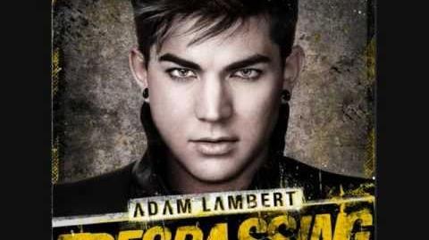 Adam Lambert - Take Back -FULL VERSION-
