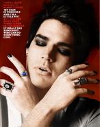 Adam Lambert mag4