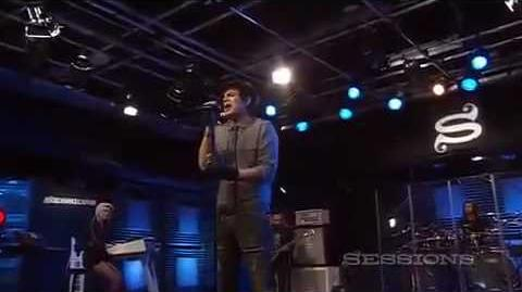 Adam Lambert Soaked