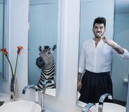 Schon Magazine Adam Lambert4