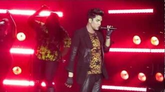 Adam Lambert - HD - Fever - Fantasy Springs - Indio, CA