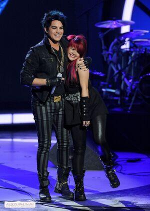 American Idol-Allison-Iraheta