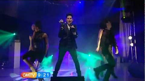 Adam Lambert - For Your Entertainment Live