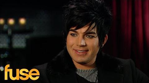 Adam Lambert On The Record 2012
