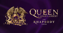 Queen + Adam Lambert Rhapsody Tour