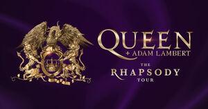 Queen + Adam Lambert Rhapsody Tour