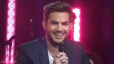 TALC HD - Adam Lambert - Underground from 'The Original High' - iHeartRadio Music Theater - NYC