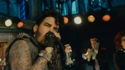 Rocky Horror Picture Show - Hot Patootie ft. Adam Lambert