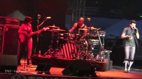 HD - Adam Lambert - Is This Love - Del Mar County Fair