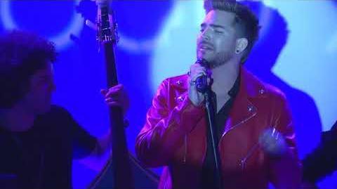 Full performance - Adam Lambert's tribute to George Michael