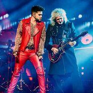 Adam and Brian May 2
