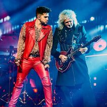 Adam and Brian May 2
