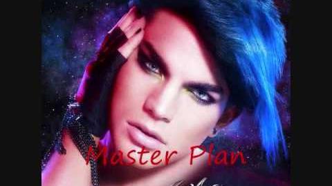 Adam Lambert - Master Plan -HQ-(Bonus Track)