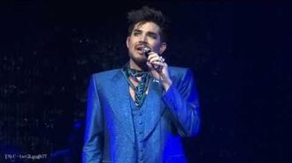 TALC HD - Adam Lambert - Believe - F oxwoods - Mashantucket, CT