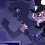Jekyll shadow