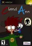 Cland Ann (Xbox) Cover Art NTSC