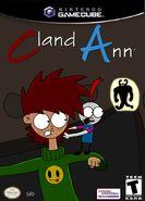 Cland Ann (GameCube) Cover Art NTSC
