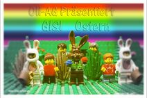 GISI Ostern Poster New