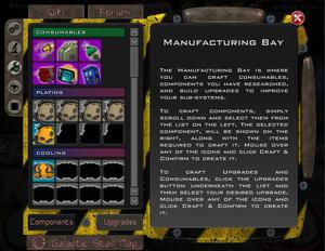 Manufacturing Bay