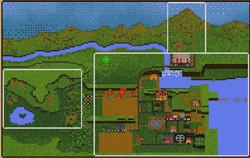 Hidden Chest Map