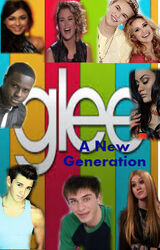 GLEE-A New Generation Story Cover