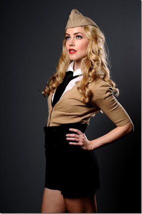 Sylvia Carson played by Amanda Schull