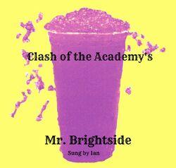 Mr. Brightside Slushy