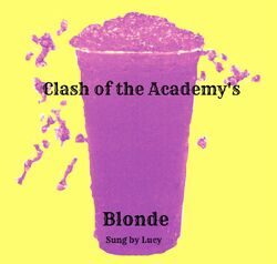 Blonde Slushy