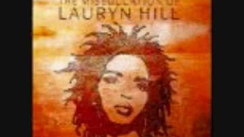 LAURYN HILL-DOO WOP (THAT THING)